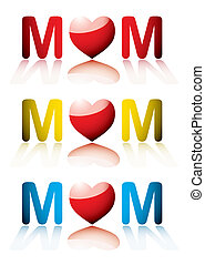 maman, amour, collection
