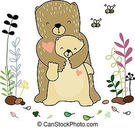 mama's hug