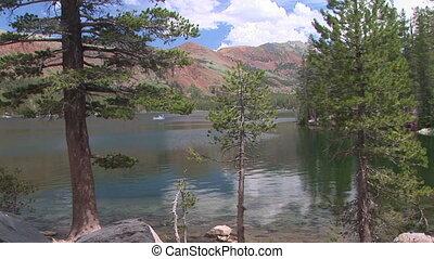 Mammoth Lakes - Lake Mary in Mammoth Lakes, California