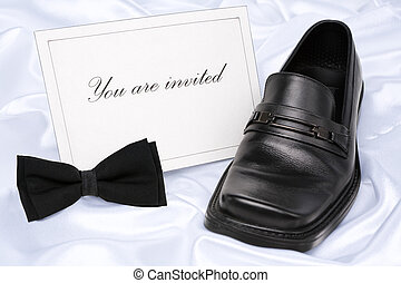 (man), 招待された, あなた