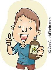 Man Alternative Medicine