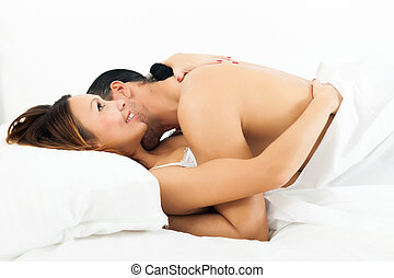 man and girl having sex