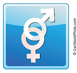 man and woman symbol