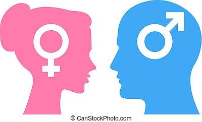 Gender sign Vector Clipart Illustrations. 16,103 Gender ...