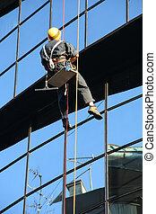 Man at work 1