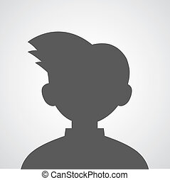 man avatar profile picture