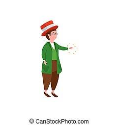 man character fantasy magic icon