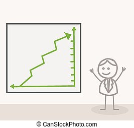 Man Chart Up