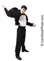 man in tailcoat