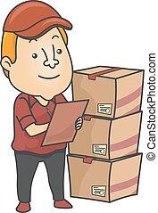 Man Logistics Cargo