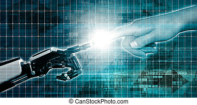Man Machine Collaboration