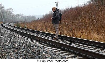 Man on the railway episode 2