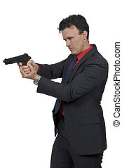 Man Police Detective
