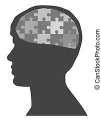 man puzzle