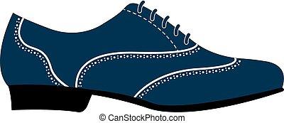 Man shoe.
