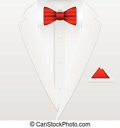 man suit background