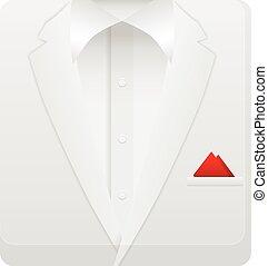 Man suit icon