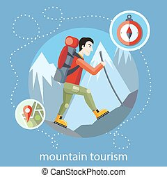 Mountain tourism