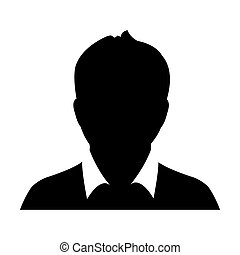 Man User Icon Vector