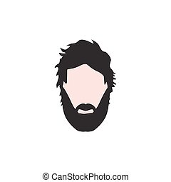 Man with beard