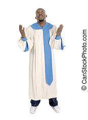 Man Worshipping 1