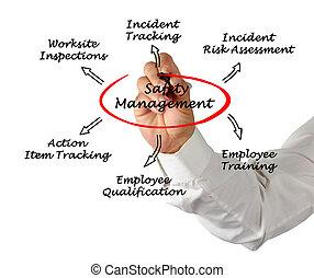 management, bezpečnost