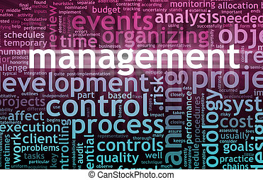 Management Concept in the Office Work Place