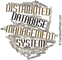 management, distributed, systeem, databank