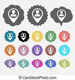 management,  huma, iconen, zakelijk