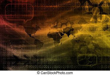 management, identiteit, digitale
