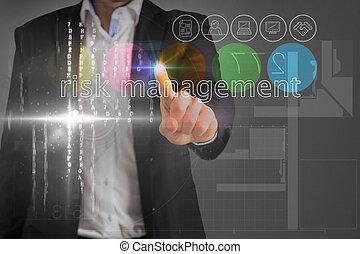 management, nebezpečí, dojemný, rozmluvy, rozhraní,...