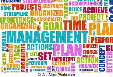 management, tijd