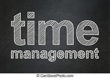 management, timeline, tabule, grafické pozadí, čas, concept:
