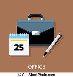 Management Tools Concept - Management tools concept. Icons...