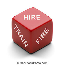 Manager Hire - Work Cycle for Manger Decision Making on Dice...