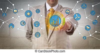 Manager Optimizing Energy Consumption Via IoT -...