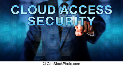 Manager Touching CLOUD ACCESS SECURITY