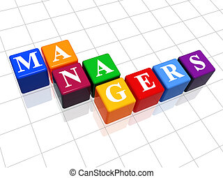 managers in colour 2=