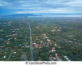 Managua capital of Nicaragua