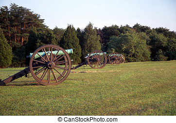 Manassas Valley Battlefield