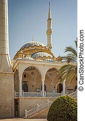 Manavgat mosque Turkey