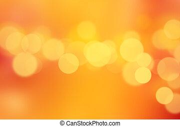 mancha, defocus, luces