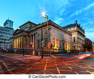 Manchester Art Gallery is a publicly owned art gallery in Mosley Street, Manchester, England. It was formerly known as Manchester City Art Gallery