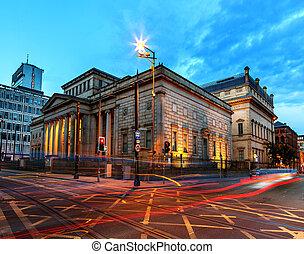 Manchester art gallery - Manchester Art Gallery is a...