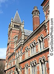 Manchester court house - City Police Courts building in ...