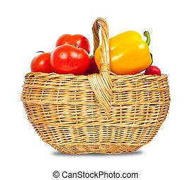 mand, groentes