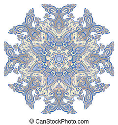 mandala, decoratief, pattern.