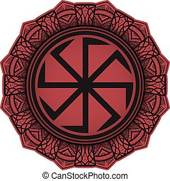 Mandala of Svarog