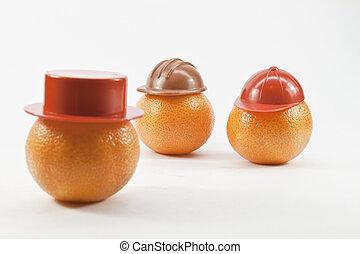 mandarín, Casco, gorra, sombrero, tocado