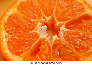 Mandarin Fruit Slice